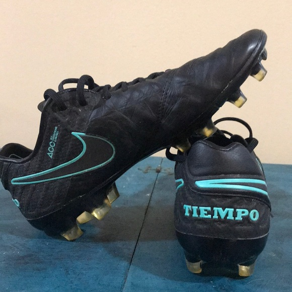 new product a29b6 132d1 Nike tiempo cleats